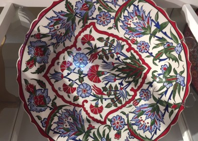 Turkish Ceramic Plate