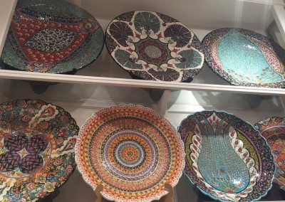Turkish Ceramic Plates