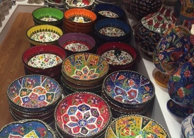 Turkish Ceramic Bowls