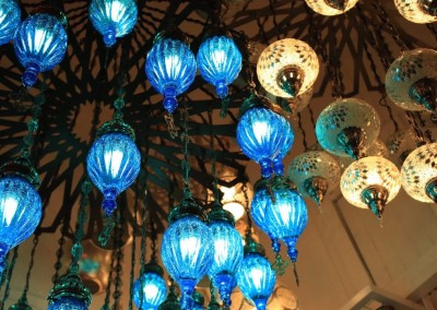 Decorative Turkish Lamps