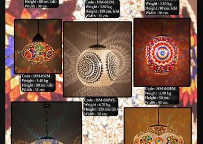 8 mozaik