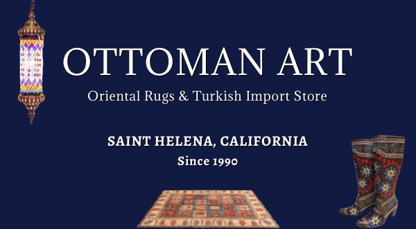 Ottoman Art in Saint Helena