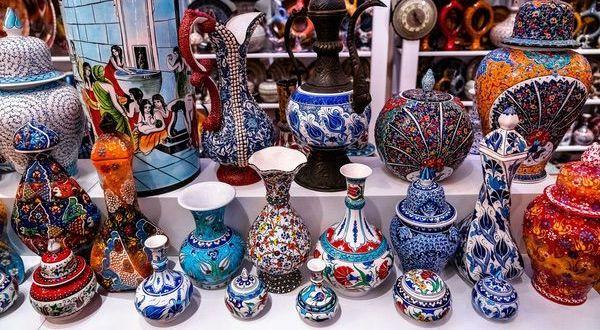Turkish Ceramics   St Helena, CA   Ottoman Arts